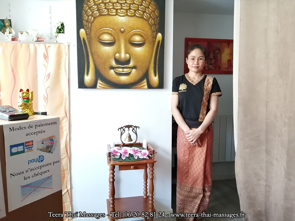 Teera Thai Massages Vannes